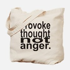 Provoke Thought Tote Bag