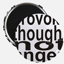 Provoke Thought Magnet