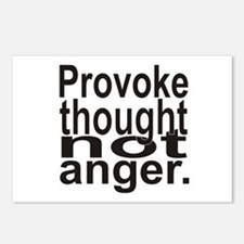 Provoke Thought Postcards (Package of 8)