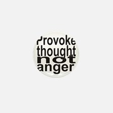 Provoke Thought Mini Button