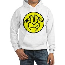 Funny Anti Smoking Sign Hoodie