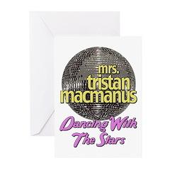 Mrs. Tristan MacManus Dancing With The Stars Greet