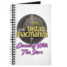 Mrs. Tristan MacManus Dancing With The Stars Journ