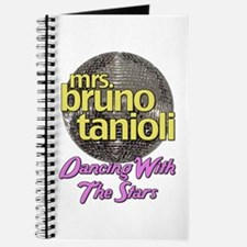 Mrs. Bruno Tanioli Dancing With The Stars Journal