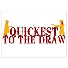 Quickest to the Draw Poster