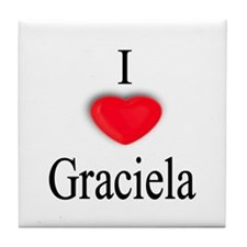 Graciela Tile Coaster