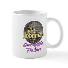 Mrs. Len Goodman Dancing With The Stars Mug