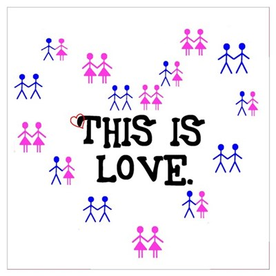 This is Love. Poster