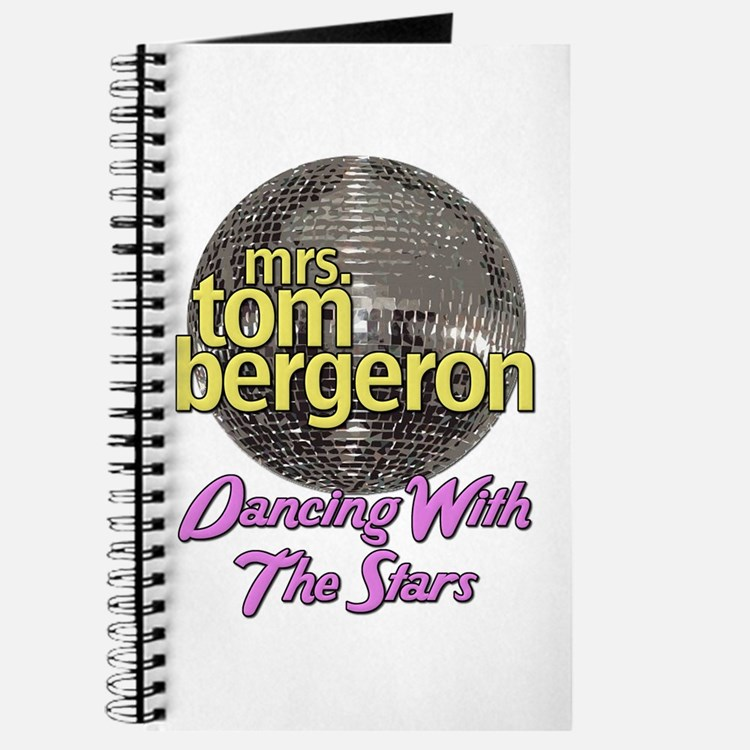 Mrs. Tom Bergeron Dancing With The Stars Journal