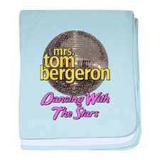 Mrs. Tom Bergeron Dancing With The Stars baby blan