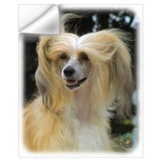 Chinese Crested 9W016D-149 Wall Decal