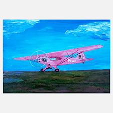 Pink Piper Cub