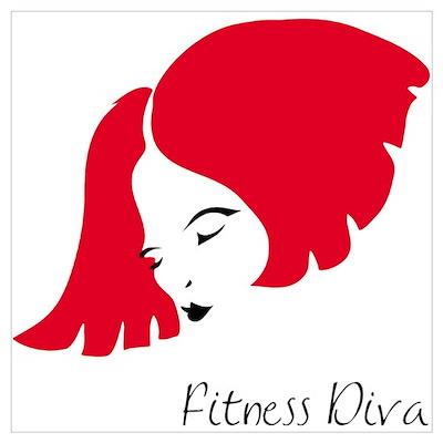 Fitness Diva Poster