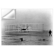 Wright Brothers First Flight Wall Decal