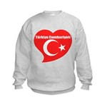Turkey Kids Sweatshirt