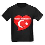 Turkey Kids Dark T-Shirt