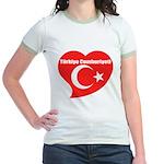 Turkey Jr. Ringer T-Shirt