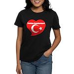 Turkey Women's Dark T-Shirt