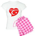 Turkey Women's Light Pajamas