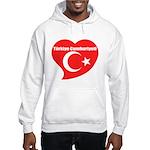 Turkey Hooded Sweatshirt