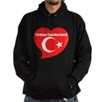 Turkey Hoodie (dark)