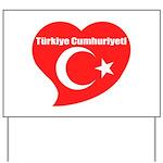 Turkey Yard Sign