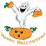 Kids halloween Posters