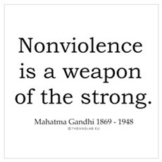 Mahatma Gandhi 15 Poster