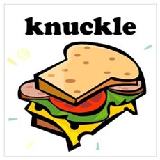 Knuckle Sandwich Poster