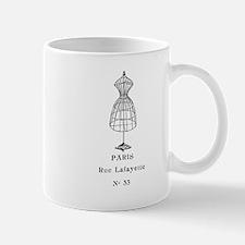PARIS DRESSFORM Mug