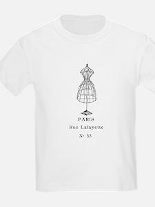 PARIS DRESSFORM T-Shirt
