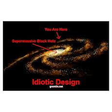 Idiotic Design Poster