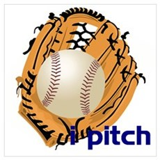 i pitch Poster