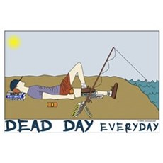Dead Day Everyday Poster