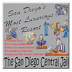 San Diego 1 Poster