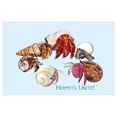 Hermits Unite! Poster