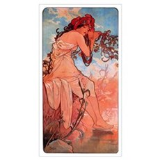 Alphonse Mucha Canvas Art