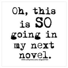 Next Novel Poster