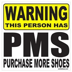 PURCHASE MORE SHOES Poster