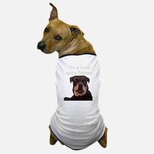 Cute Rotties Dog T-Shirt