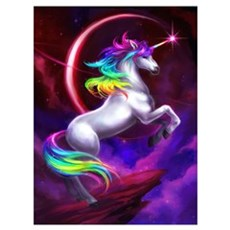 Unicorn Dream Framed Print