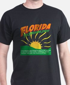 Florida The Sunshine State T-Shirt