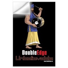 DoubleEdge Unbelievable Wall Decal