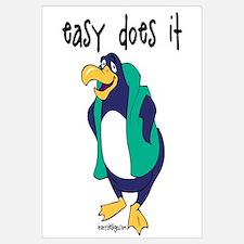 Easy Does It Penguin