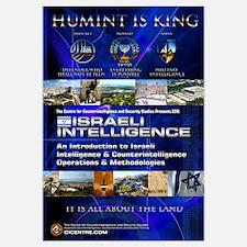 Israeli Intelligence 23x35