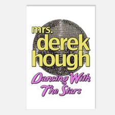 Mrs Derek Hough Dancing With The Stars Postcards (