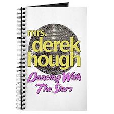 Mrs Derek Hough Dancing With The Stars Journal