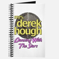 Mrs Derek Hough Dancing With The Stars Journal