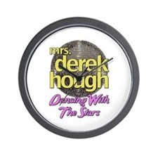 Mrs Derek Hough Dancing With The Stars Wall Clock
