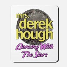 Mrs Derek Hough Dancing With The Stars Mousepad